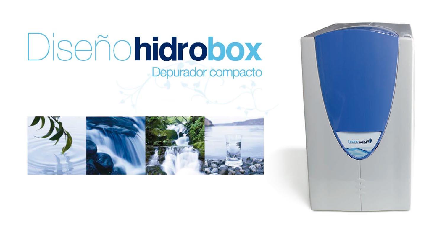 Hidrobox - Osmosis Inversa Doméstica