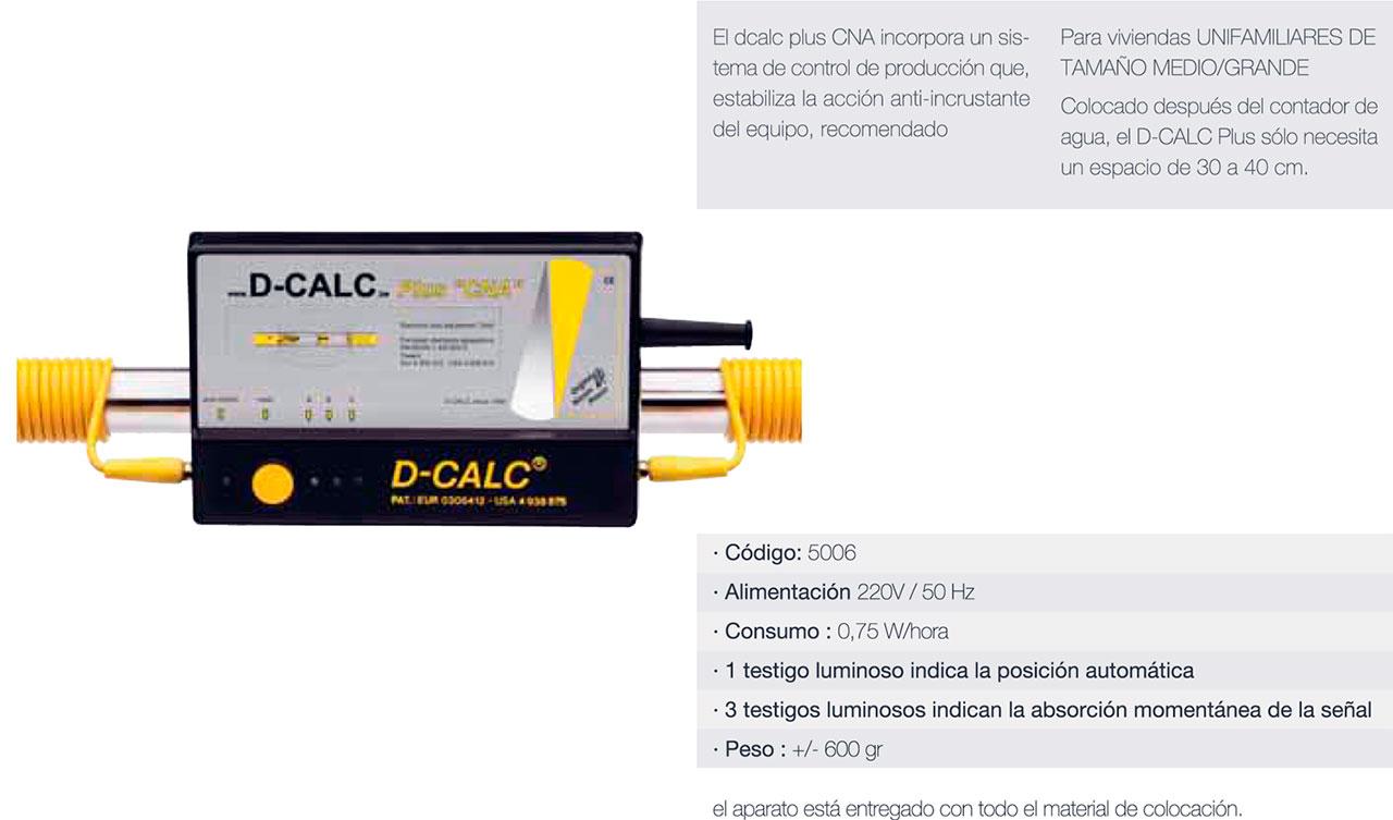 D-CALC Plus
